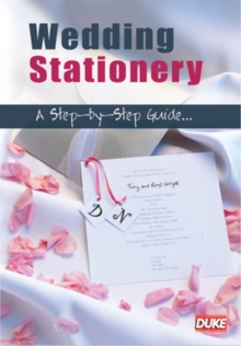Wedding Stationery - A Step By Step Guide, DVD  DVD