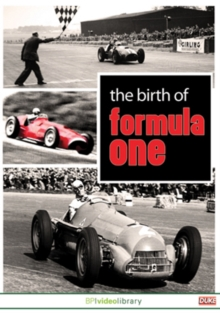 The Birth of Formula One, DVD