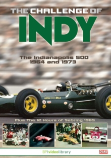 The Challenge of Indy, DVD