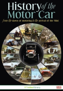 The History of the Motor Car, DVD DVD