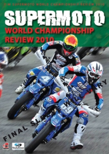 Supermoto World Championship Review: 2010, DVD