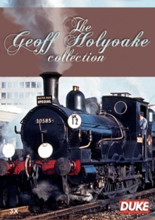 The Geoff Holyoake Collection, DVD DVD