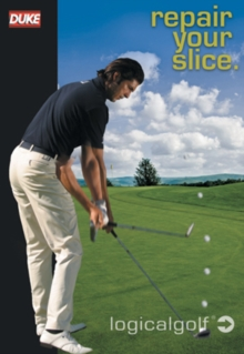 Logical Golf: Repair Your Slice, DVD  DVD
