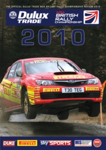 British Rally Championship Review: 2010, DVD