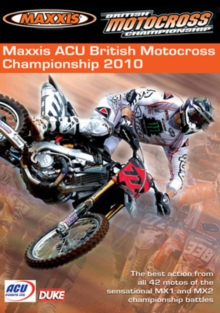 British Motocross Championship Review: 2010, DVD