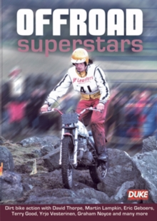 Off-road Superstars, DVD  DVD