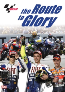 MotoGP: The Route to Glory, DVD  DVD