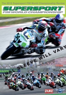 World Supersport Review: 2010, DVD  DVD