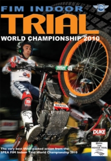 X-Trial World Indoor Trials Review 2010, DVD  DVD