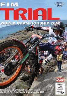 World Outdoor Trials: Championship Review 2010, DVD