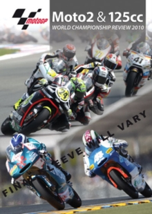 Moto2 and 125cc World Championship Review 2010, DVD  DVD