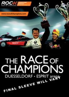 Race of Champions: 2010, DVD