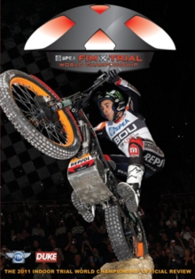 X-Trial World Championship Review 2011, DVD