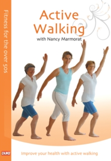 Fitness for the Over 50s: Active Walking, DVD