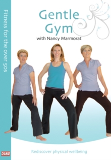 Fitness for the Over 50s: Gentle Gym, DVD