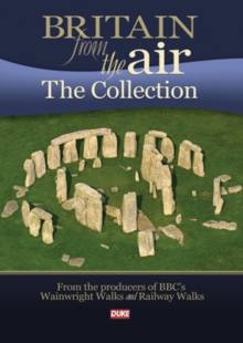 Britain from the Air: The Collection, DVD  DVD