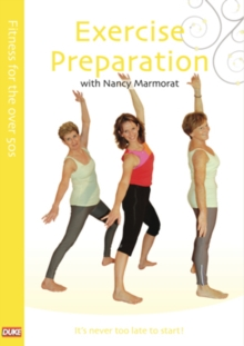 Fitness for the Over 50s: Exercise Preparation, DVD