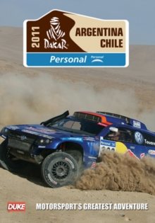 Dakar Rally 2011, DVD