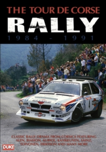 Tour De Corse Rally: 1984-1991, DVD