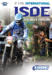 International Six Day Enduro: 2011, DVD