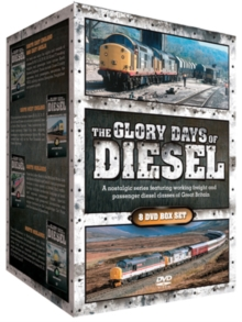 The Glory Days of Diesel, DVD