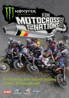 Monster Energy Motocross of Nations: 2012, DVD