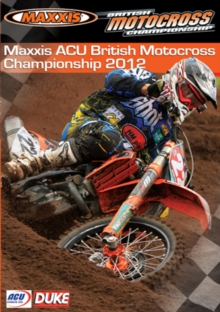 British Motocross Championship Review: 2012, DVD