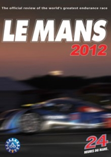 Le Mans: 2012, Blu-ray