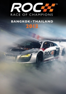 Race of Champions: 2012, DVD