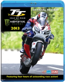 TT 2013: Official Review, Blu-ray