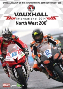 North West 200: Offical Review 2014, DVD
