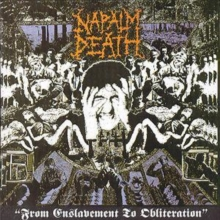 From Enslavement to Obliteration, CD / Album Cd