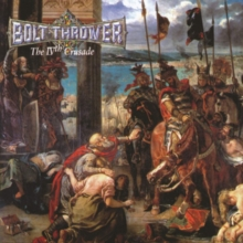 The IVth Crusade, CD / Album Cd