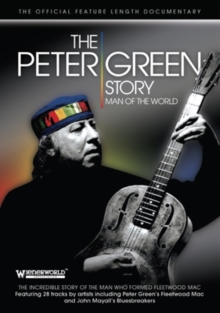 The Peter Green Story - Man of the World, DVD