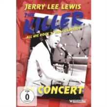 Jerry Lee Lewis: The Killer in Concert, DVD  DVD