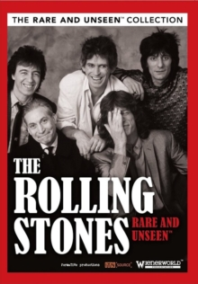 The Rolling Stones: Rare and Unseen, DVD