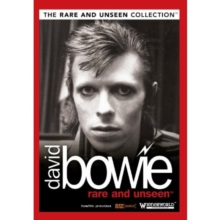 David Bowie: Rare and Unseen, DVD