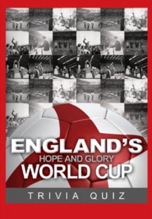 England's Hope and Glory - The World Cup Trivia Quiz, DVD