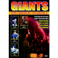 Giants of Rock N Roll, DVD