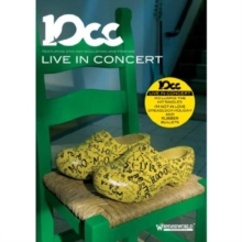 10cc: In concert, DVD
