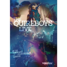 The Quireboys: Live at the Town and Country Club, DVD DVD