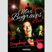 Max Bygraves: Singalonga Christmas, DVD