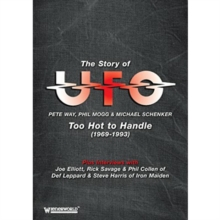 UFO: Too Hot to Handle - The Story of UFO, DVD