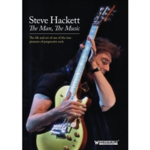 Steve Hackett: The Man, the Music, DVD  DVD