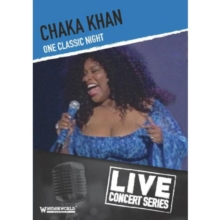 Chaka Khan: One Classic Night - Live, DVD  DVD