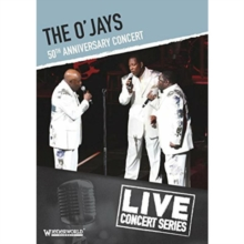 The O'Jays: 50th Anniversary Concert, DVD
