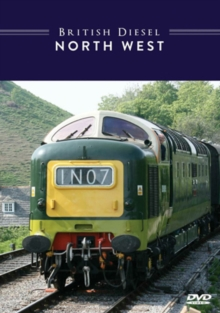 British Diesel Trains: The North West, DVD  DVD