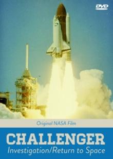 Challenger: Investigation/Return to Space, DVD