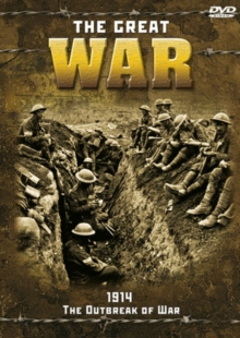 The Great War: 1914 - The Outbreak of War, DVD DVD