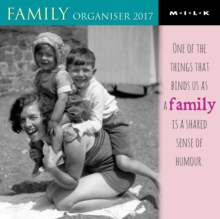 MILK FAMILY ORGANISER P W,